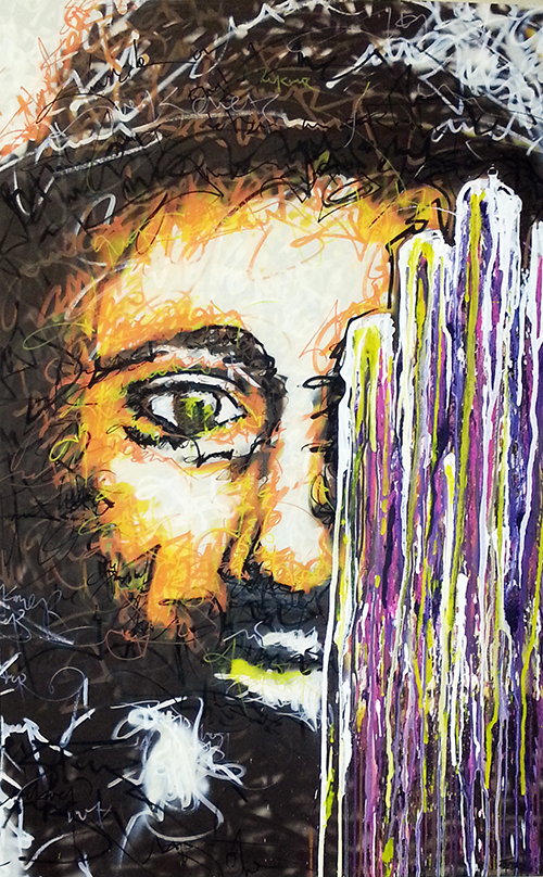 STEEK Canvas – Mr B