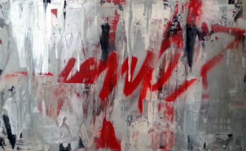 STEEK's Canvas – Love 70×90