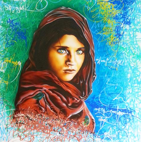 STEEK Canvas – Afghan