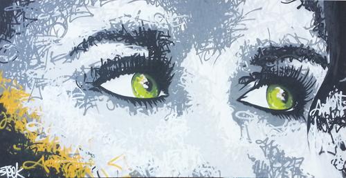 STEEK Canvas – Hope 150×300