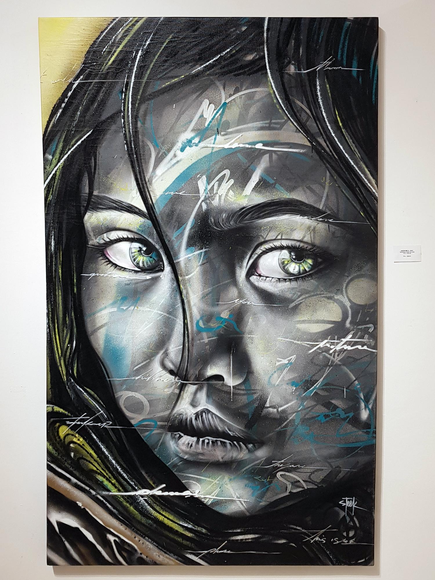 STEEK - LUCIE 185x96cm 2017